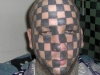 checkerfacetattoo