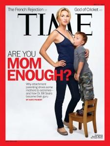 time magazine controversial breast feeding photo